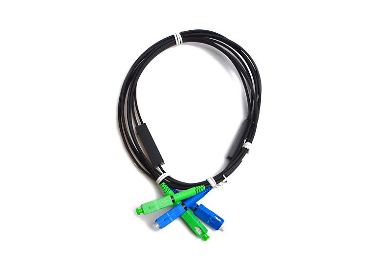 通信用蝶型引入光缆